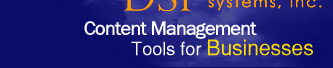 Content management tool for Businesses - Business Web Builder